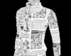 [ML] Newspaper sweater