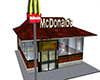 Abandoned burger joint