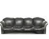Grey Scruffy Couch