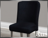Rus Navy Dining Chair