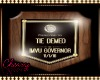 Governor Tie DeMeo