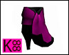 Kadee - Hot Pink w Black