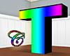 Rainbow T Animated