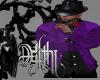 panos jacket purple/blac