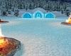 Ice Cave Hotel