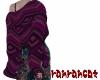 ☆jacket knit purple