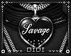 !D! Savage Necklace