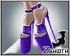 PurpleVelvet High Heels2