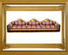 Pink&Gold Diamond Sofa