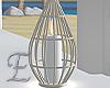 -E- Island Candle Decor