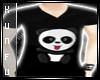 [k.s] Panda Vneck