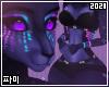 R4v3r | Protogen fur