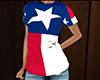 Texas Flag Shirt (F)