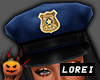 Sexy Police Blue Hat