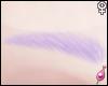 ɱ Lilac Eyebrows