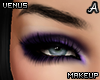 !A Venus Makeup - Purple