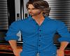 S/~Blue Collar Shirt