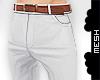 ! M' Jeans w. belt
