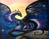 Dragon art framed