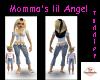 mommas lil angel toddler
