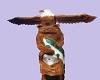 EagleWolfBearTotempole
