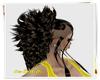 Punk brown hair