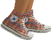 Fall Plaid Converse FEM