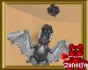 Zana Bat Belly Ring