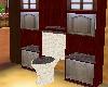 ea Elegant Toilet