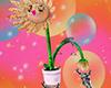 CS Froggy Flower Pot Idl