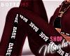 M! Babe Maroon - XBM