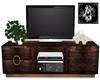 TV stands dark wood