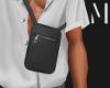T+M | Black Flight Bag