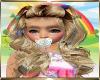 Kids Angel Blonde Hair