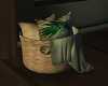 Tomorrow pillow/basket
