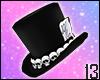 Dark Hatter Tophat