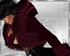 Burgundy Fur