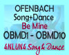Be Mine - Song & Dance