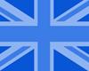 Blue Union Jack
