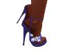 Popa Blue Shoe
