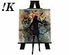 !K!StudioD Ani Easel Art