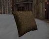 CD Bronze Pillow