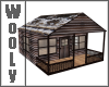 Add-on cabin winther