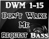 DWM Skillet Dont Wake Me