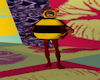 Bubble  Bee  Costume