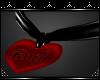 {D} Evil Heart Collar F