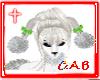 Poodle Poof Ears