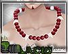 Demon Beads Red