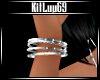 69-Silver Bracelet (L)