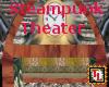 Steampunk Tess stage